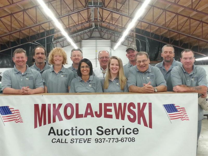 The Auction Team